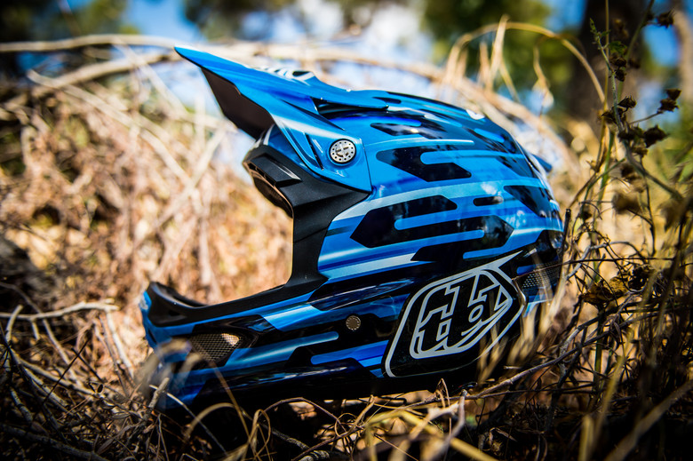 ...and this rad new Blue Code D3 Carbon too.
