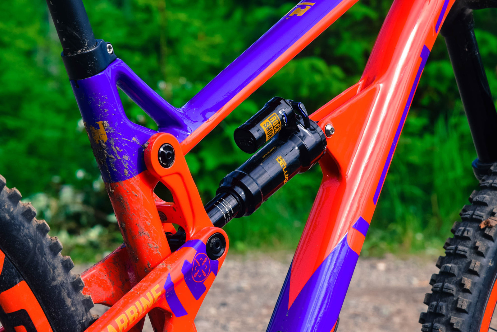 2018 Intense Carbine Factory Reviews Comparisons Specs Element Mtb Fullsus Pride 20 Greey Red He Explained That The Concept Is Not Just Focusing On Suspension But Entire Bike Kinematics Geometry Parts Ergonomics And Balancing All Of