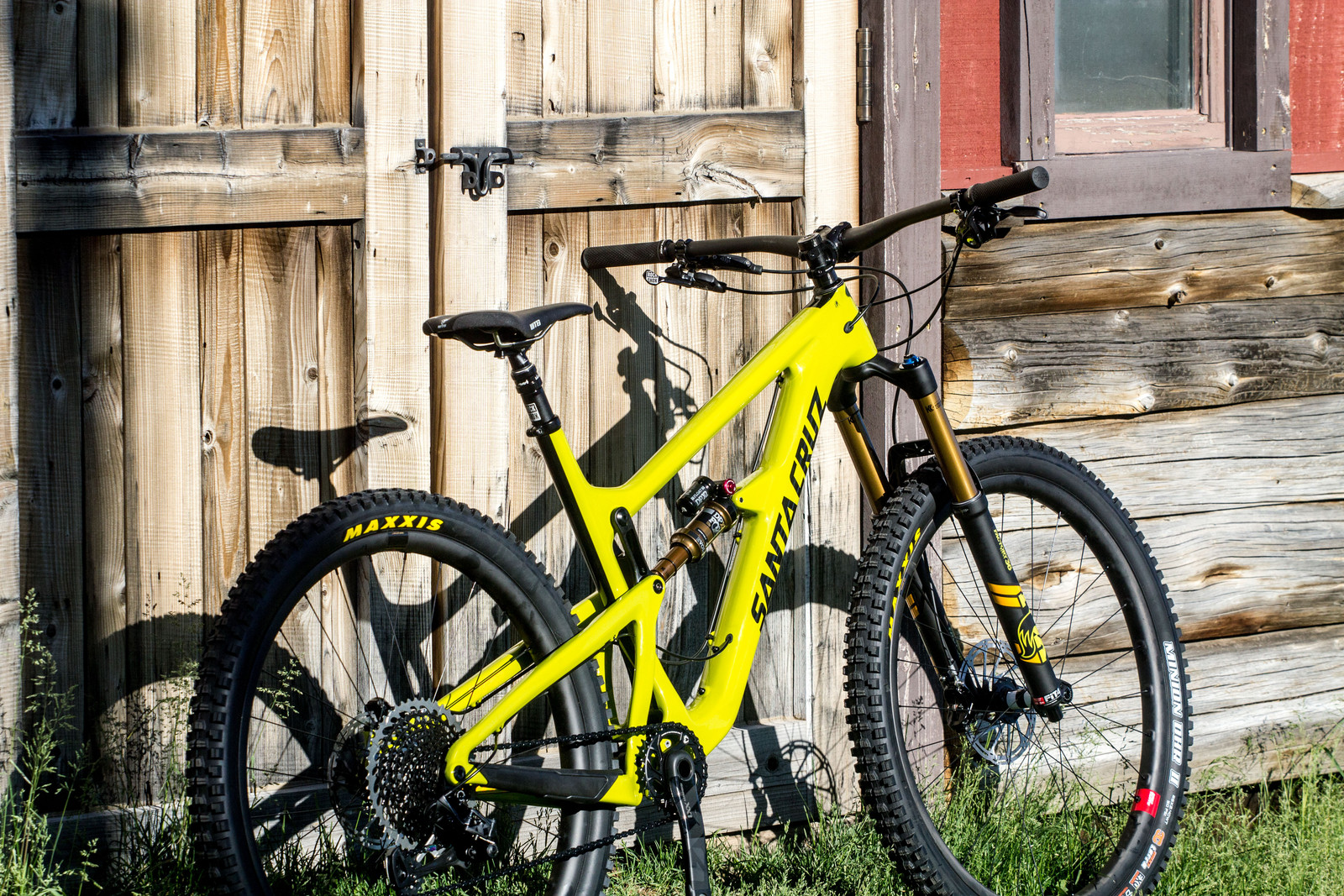 2018 Santa Cruz Hightower Lt Carbon Cc Xx1 Reserve