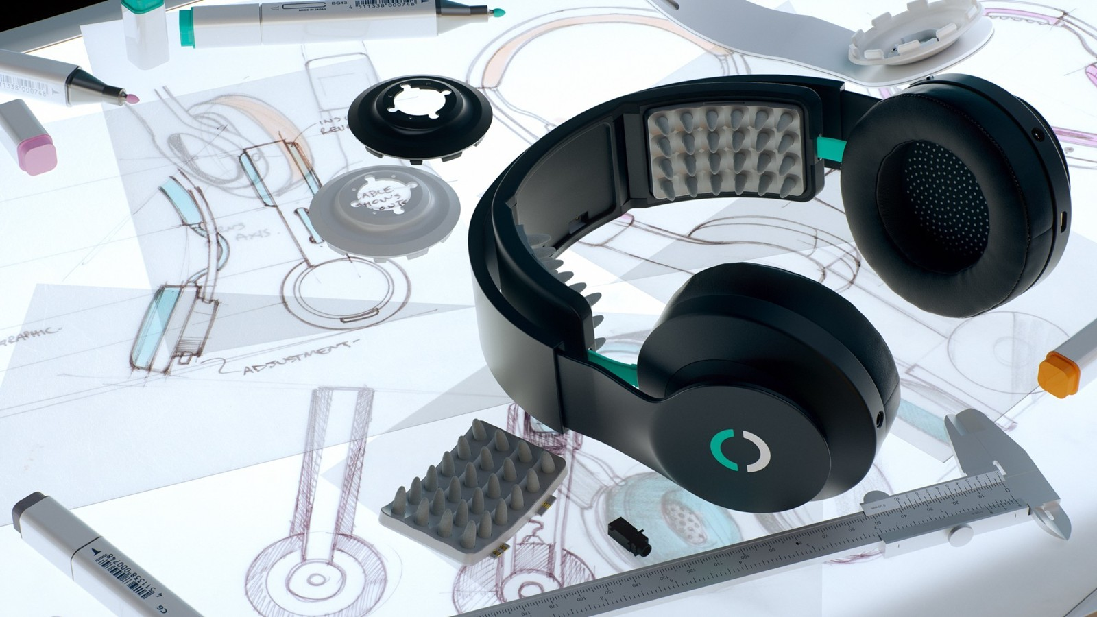 Halo Sport went through an intense design process before the final product was revealed.