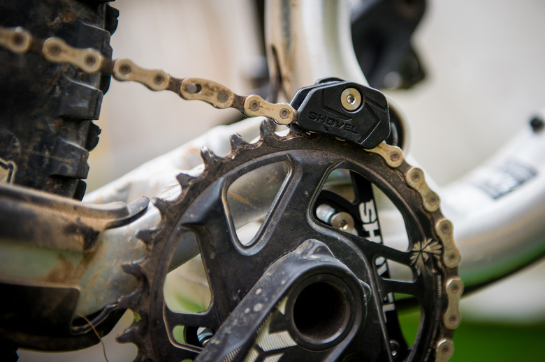 Shovel Components Eighty8 Enduro Chainguide