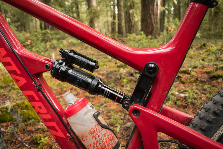 Outsider Bikes Missing Link Long Travel Conversion For The